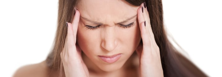 see the best chiropractor in Holmen for headache relief
